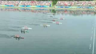 The Chinese team are really on song to claim gold in the final of the men's C2 500M canoe/kayaking at the Beijing 2008 Summer Olympic Games.http://www.olympic.org/canoe-kayak-flatwater-c-2-500m-canoe-double-menhttp://www.olympic.org/beijing-2008-summer-olympicshttp://www.olympic.org/people-s-republic-of-china