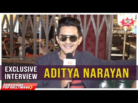 ADITYA NARAYAN   Exclusive Interview   Kathra Kathra Kathra