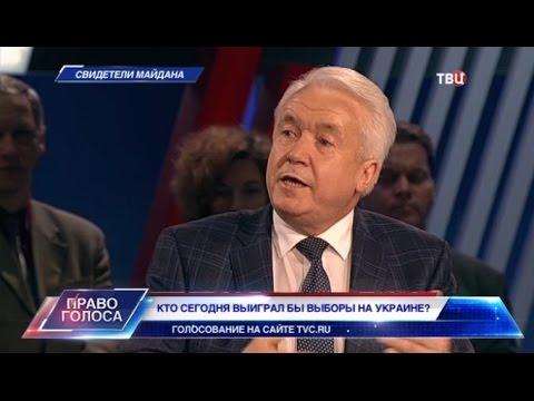 Свидетели Майдана. Право голоса (видео)
