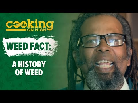 COOKING ON HIGH - Facts - A History Of Weed