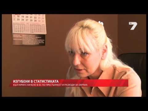 България начело в ЕС по престъпност и разходи за охрана