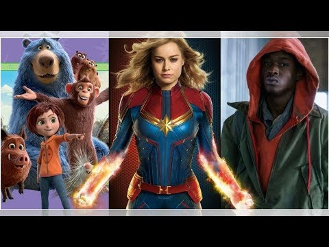 Will Captain Marvel Hold Strong Against Wonder Park & Captive State This Weekend? | BuzzFresh News