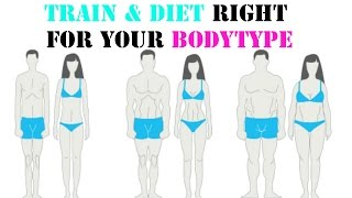 How to get a bigger hips & butt  Train & Diet for your Body T...