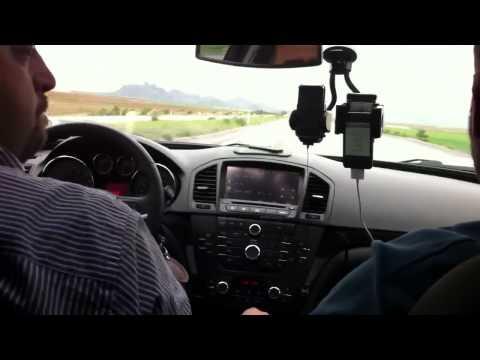 Opel insignia country tourer проедет