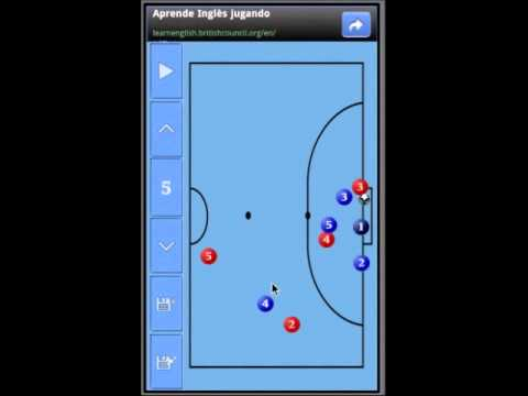 Video of Futsal Coach