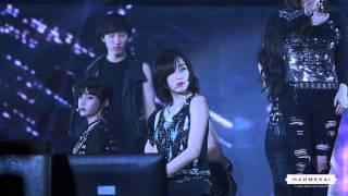 [Hahmkkai]141227 T-ara Shanghai Concert - TTL Remix Ver. (Eunjung)