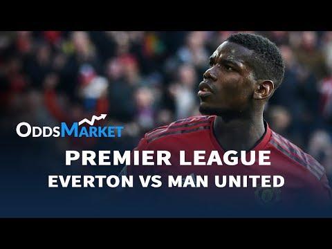Everton vs Manchester United | Premier League Football Predictions | 21/04/19