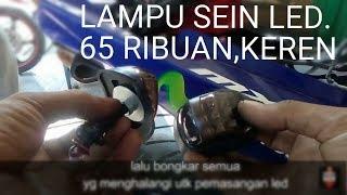Video cara Pasang sein led di mx king MP3, 3GP, MP4, WEBM, AVI, FLV Juli 2018