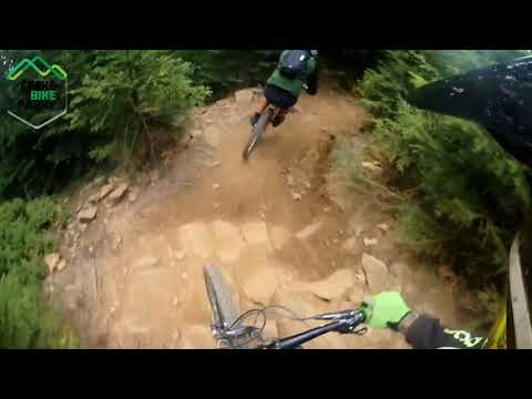 Bikepark Špičák Forest Virgin 2017