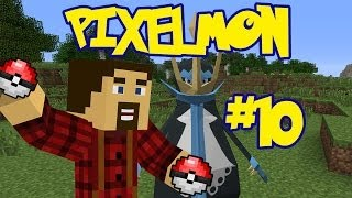 Pixelmon: Episode 10: PIPLUP! The BOSS Pokemon!
