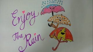 Draw Rainy Season Drawing for kids step by step very easily.Please subscribe to our channel for more videos - https://www.youtube.com/channel/UC4oC4Y9MMxBagiq0mLxdu6wDo Not Forget to PRESS the BELL Icon !!!Follow us on Google+ - https://plus.google.com/+RandomtrendzzFollow us on Website - http://randomtrendz.comFollow us on Twitter - https://twitter.com/RandomTrendzLike us on Facebook - https://www.facebook.com/randomtrendz