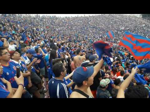 Vuelvo bulla vuelvo / U de Chile vs Everton / 2017 - Los de Abajo - Universidad de Chile - La U