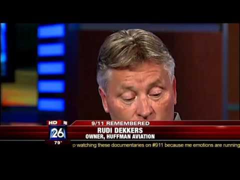 9/11 Flight School Head, Rudi Dekkers, Arrested In Houston Smuggling 40 Pounds Of Coke And Heroin
