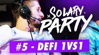 Solary Party 2018 #5 - 1vs1 Mundo sur League of Legends !