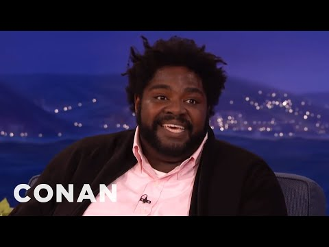 Ron Funches Was A Junk Food Scientist  – CONAN on TBS