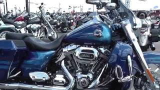 3. 958131 - 2013 Harley Davidson CVO Road King FLHRSE5 - Used motorcycles for sale