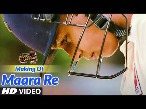 Maara Re Song Making | Ferrari Ki Sawaari
