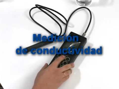Video instructivo HI 9835