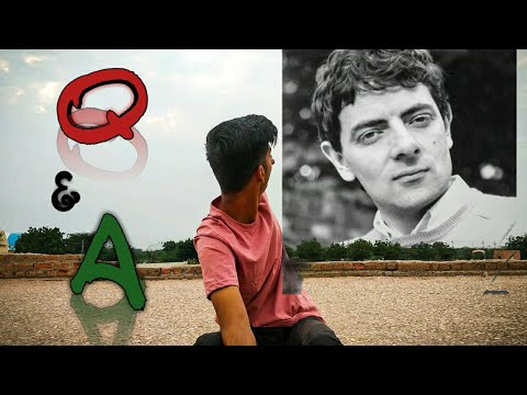 first Q & A | jr Mr Bean