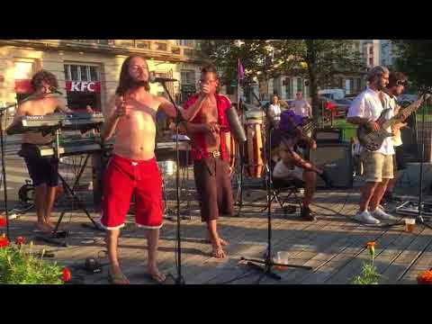 Cumbia Cooperativa - Cumbia Cooperativa - Vivir sin beber (en vivo Dejvicka) 03/08/20