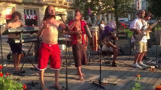 Video Cumbia Cooperativa - Vivir sin beber (en vivo Dejvicka) 03/08/20