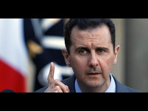Асад сделал заявление после удара США