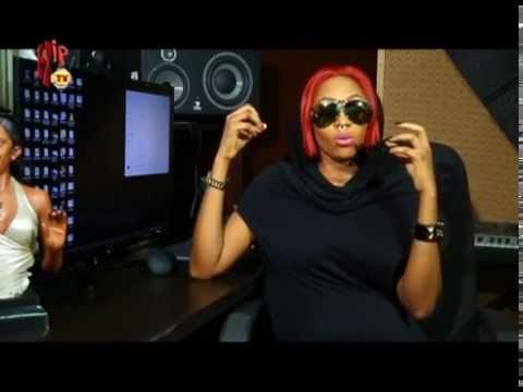 """HIPTV NEWS  - """"GROWING UP,  I NEVER HAD A CHANCE TO LISTEN TO MUSIC"""" - CYNTHIA MORGAN"""