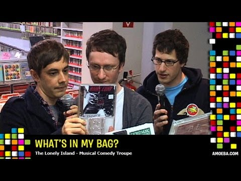 The Lonely Island - What's In My Bag? (видео)
