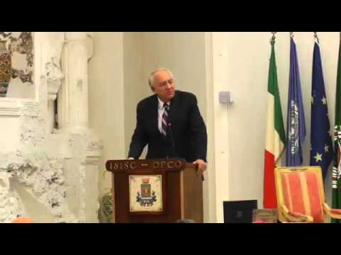 ISISC's 40th Anniversary - Amb. Stephen Rapp, US Ambassador-at-Large for War Crimes Issues