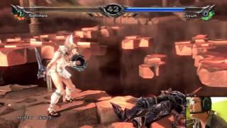 Spiel: Soul Calibur 5 Plattform: Xbox 360 Entwickelt: Project Soul Publisher: Namco. Der zweite part wo ich versuche meine eigene Zeit im Legendären Seelen ...