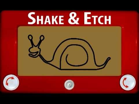 Video of Shake and Etch
