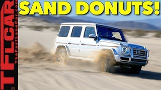 2019 Mercedes G-Class (Behind the Scenes) Off-Road Review: Is It As Good As the Old One? by The Fast Lane Car