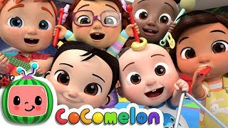 Video The More We Get Together | CoCoMelon Nursery Rhymes & Kids Songs MP3, 3GP, MP4, WEBM, AVI, FLV April 2019