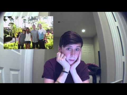 Reacting To Old Family Photos