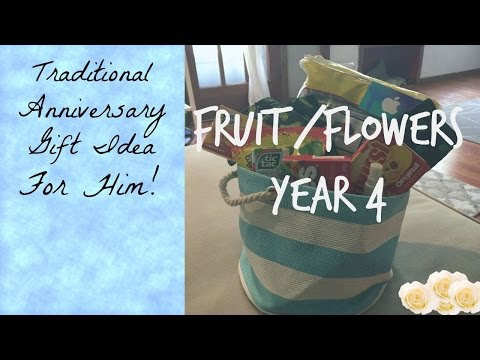 Traditional 4th Wedding Anniversary Gift Ideas - Gift Ideas
