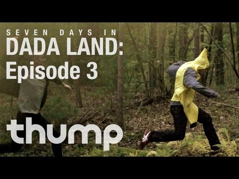 Dada - While toughing it out in the mean streets of Connecticut, suffering his first road injury and meeting some fellow bananas, in Episode 3 Nolan has found his c...