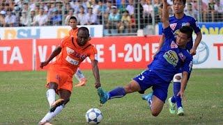 Vòng 18 V-League 2015 : SHB Đà Nẵng - Hoàng Anh Gia Lai, công phượng, u23 việt nam, vleague