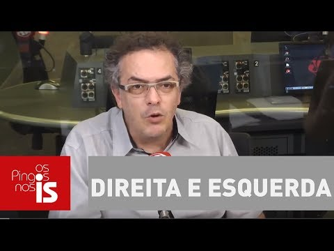 Felipe Moura Brasil e Tognolli discutem sobre direita e esquerda (видео)