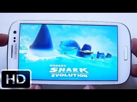 Hungry Shark Trilogy HD IOS