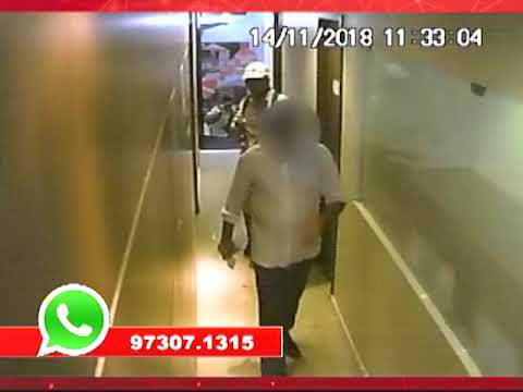 [RONDA GERAL] Imobiliária é assaltada por quatro homens na Zona Sul do Recife