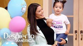 Baby Giulietta anuncia el embarazo de su mami Ana Patricia