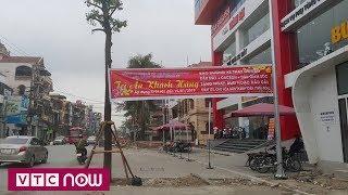 Kỳ lạ hàng cây trồng dưới lòng đường ở Quảng Ninh