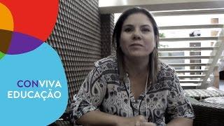 Cristiane Resende Fagundes Paris, Dirigente Municipal de Educação de Cachoeiro do Itapemirim/ES