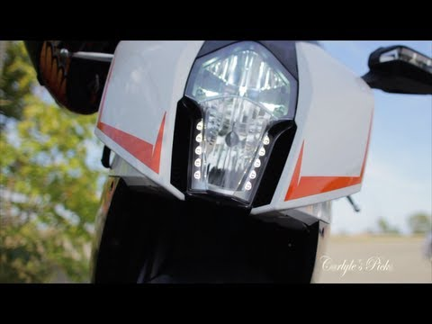KTM RC8 R Superbike, Overview and NEW OWNER IMPRESSIONS!