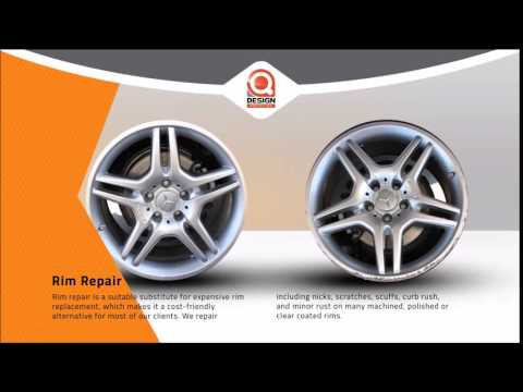 Qdesign Auto Center - Rim Repair