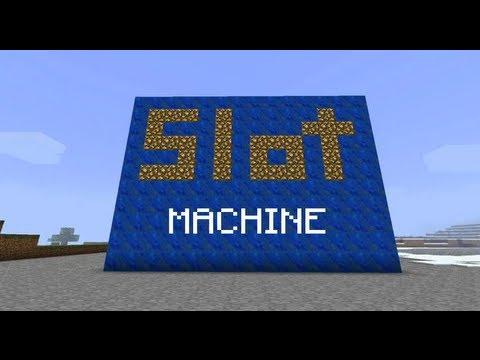 Minecraft Slot Machine