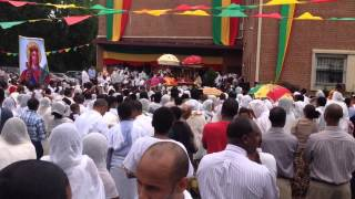St. Michael Ethiopian Orthodox Church Annual Celebration In