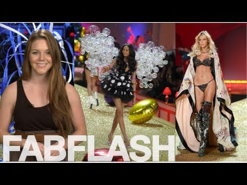 Victoria's Secret Fashion Show & Behind the Scenes with the Angels
