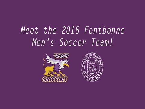 Meet the 2015 Men's Soccer Team!