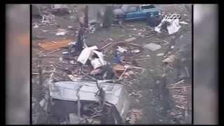 Shawnee (OK) United States  city photos gallery : Massive Tornado Levels Neighborhood in Shawnee Oklahoma